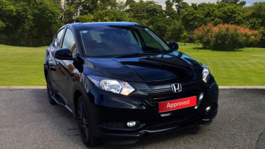Honda HR-V 1.6 i-DTEC Black Edition 5dr Diesel Hatchback